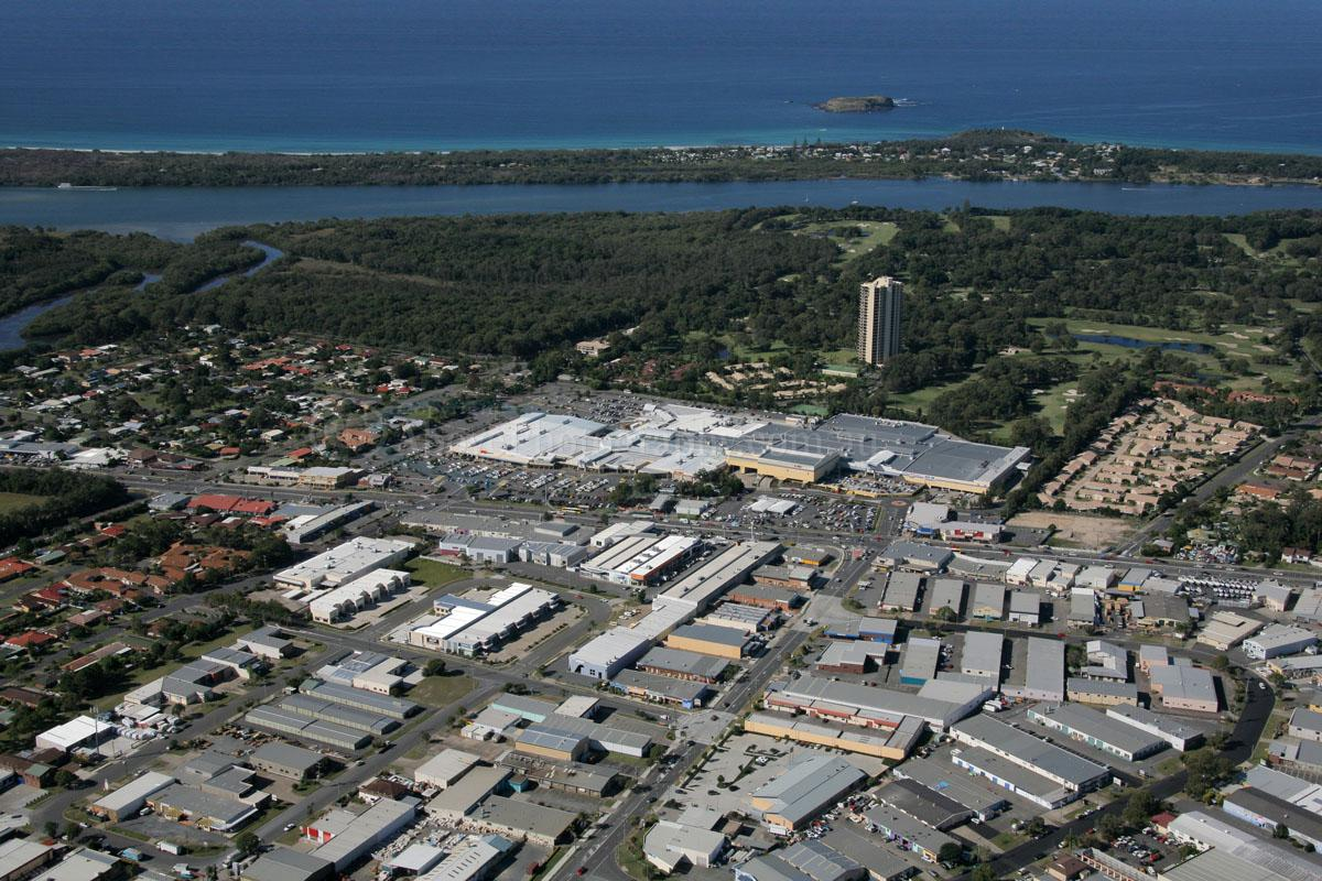 Tweed heads south