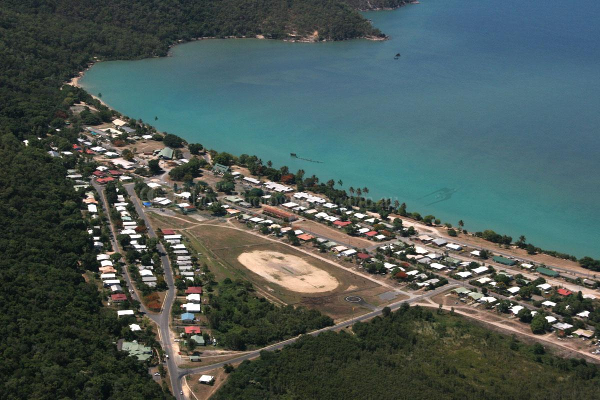 Aerial Photo Of Yarrabah 001795 Yarrabah Far North
