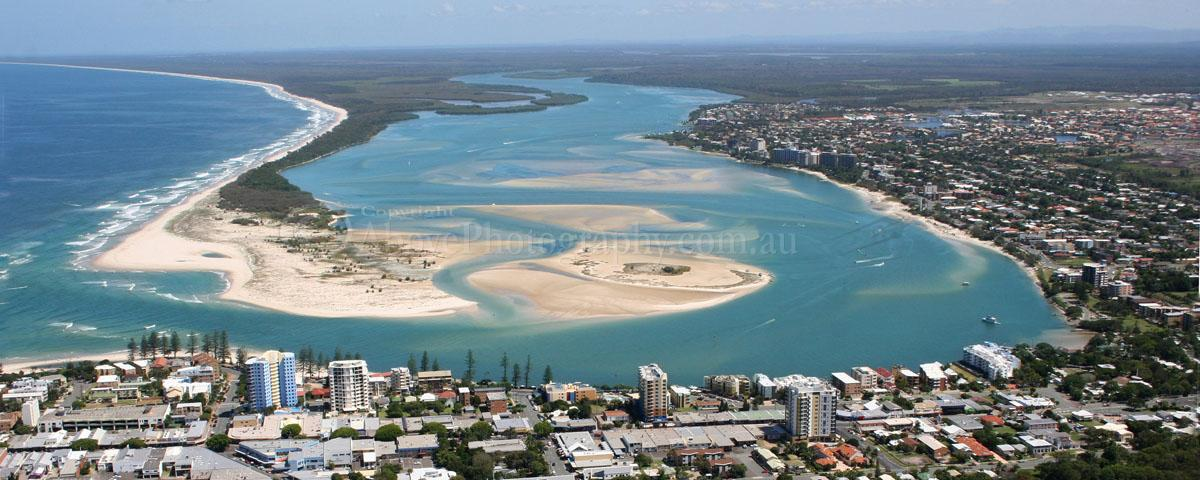 Stock photo of Caloundra.: www.abovephotography.com.au/Aerial-Photos/Queensland/Sunshine-Coast...