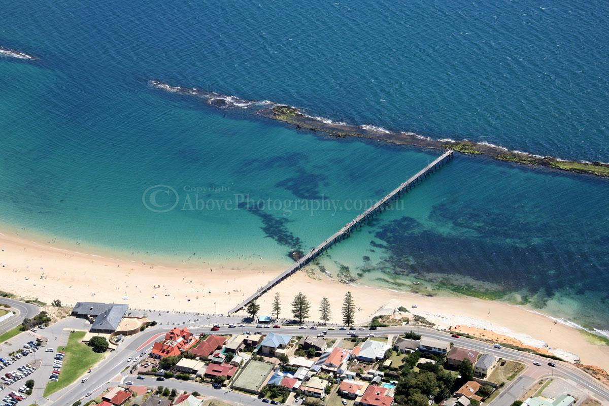 Port Noarlunga Australia  city photo : Port Noarlunga #004822 Port Noarlunga Adelaide South Australia Aerial ...