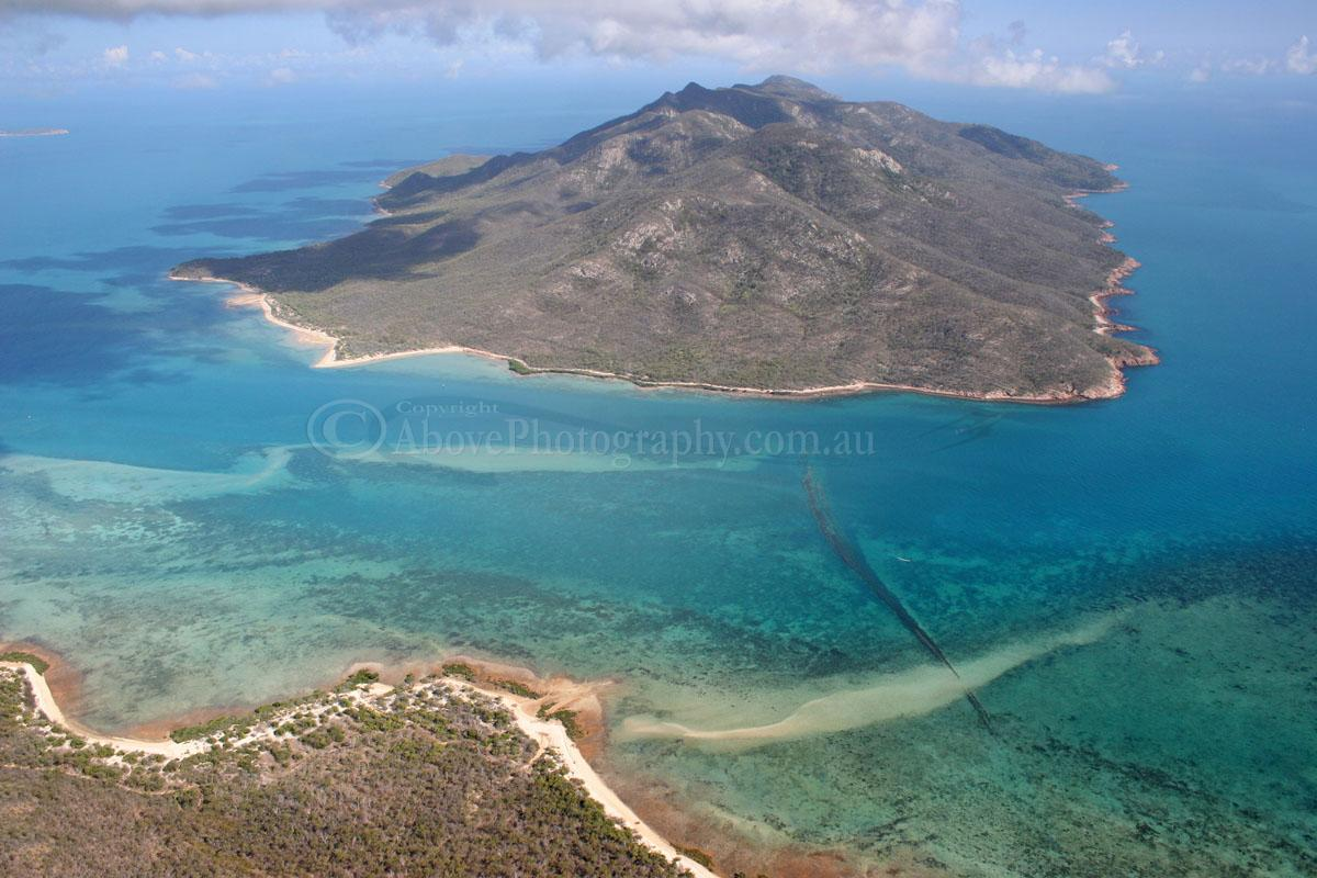 Aerial Photo Of Gloucester Island Above Photography