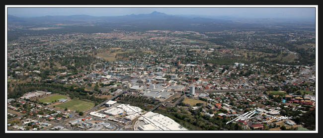 Ipswich Australia  City pictures : Ipswich, , Australia Aerial Photo